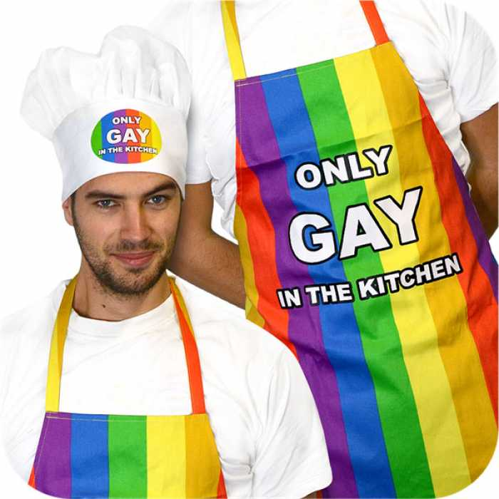 KUHARSKI GAY SET